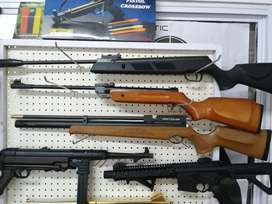 Airsoft, Air rifles, PCP rifle