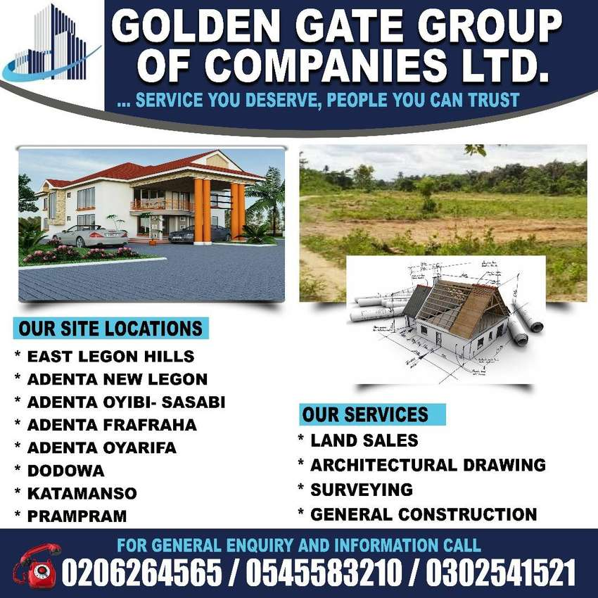 Buy a litigation free land from Golden Gate 0