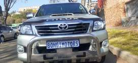 TOYOTA HILUX SINGLE CAB RAIDER 3.0 D4D WITH CANOPY