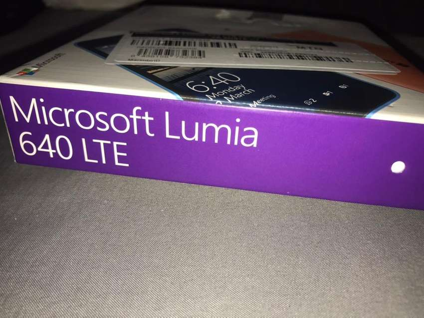 Microsoft Lumia 640 Phone 0
