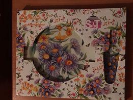Набор для торта в подарочной коробке