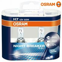 Лампы osram night breaker plus H4