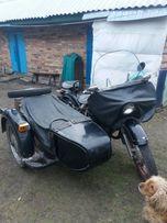 Продам мотоцикл к- 750
