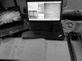 Экзамены, задачи, ДЗ, курсовые, РГЗ, математика, физика, решение