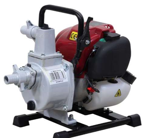 Mini 4-Stroke Petrol Water Pump