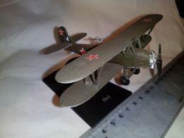 модели самолётов времён второй мировой