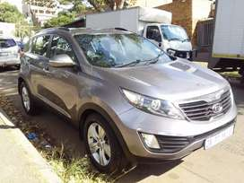 2012 Kia Sportage 2.0 leather seat