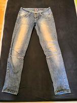 Spodnie jeansy dżinsy 36