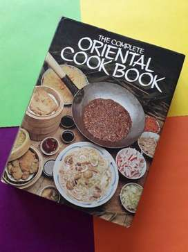 The Complete Oriental Cook Book - Isabel Moore - Cooking Book.