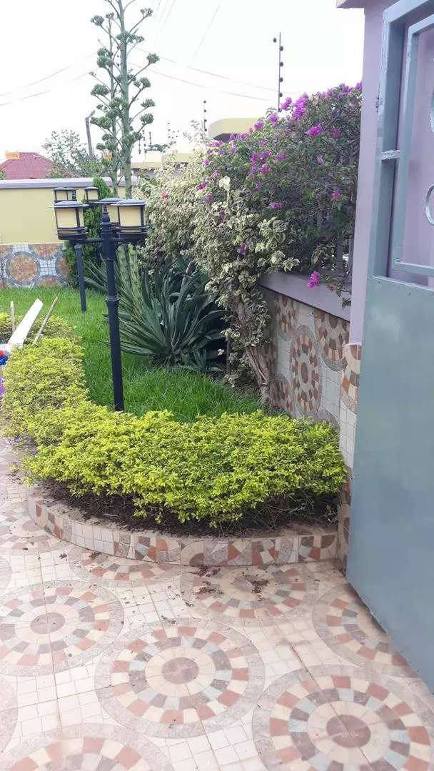 Executive 3 bedroom self compound house for rent @ Oyarifa Ghc 2,000 0