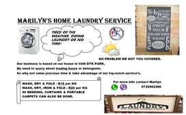 Marilyn home laundry sevices