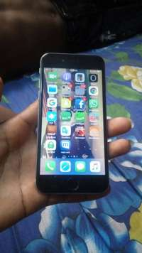 iPhone 6 silver color 16gb in perfect condition and neat 0