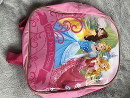 Plecak Księżniczki