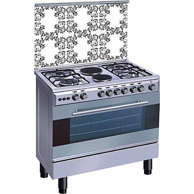 Nexus 4Gas Burner 2Electric Cooker + Free Lagos Delivery 0