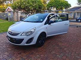 1.4 Opel Corsa sport 3-door, 2013 year model