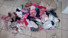 Second hand baby clothing and shoes
