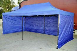 Усиленные раздвижные шатры с прорезиненной крышей + стенки,все размеры