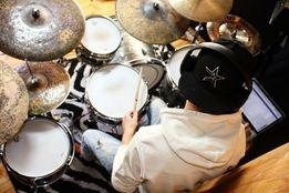 Уроки гри на барабанах. Львів