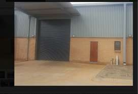 Neat Warehouse for Rent