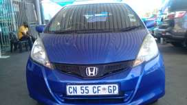 2013 Honda Jazz 1.5 Engine Capacity with Manuel Transmission, Electric