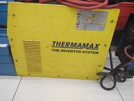 Thermamax tsa 400 welding machine