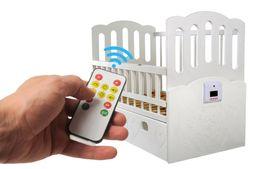 Детская кроватка Автоматическая с ПУЛЬТОМ DreamkaSmart