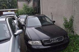 Audi A4 B5 1.8 T 1.9 TDI na części