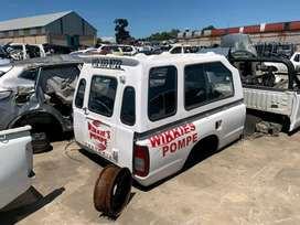 Nissan Np300 Load Bin And Canopy Available
