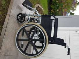 Wheelchair 40cm/ 16 inch.  Quick Release Cruiser - CE Mobility.