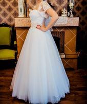 Suknia ślubna Agnes Bridal Dream + gratis bolerko