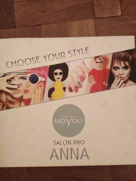 Moyou nail fashion stamp set for sale. Price is negotiable