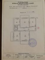 Продам 4к квартиру г.Ромны (центр)