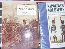 NAPOLEON'S SOLDIERS By Guy C Dempsey & The British cavalry