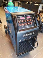 Spawarka inwerter półautomat SHERMAN MTM 251 MIG/MAG TIG HF migomat