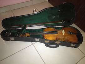 Violin being rented for functions