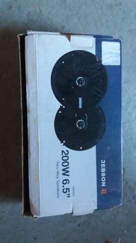Speakers for a car x2 in.box