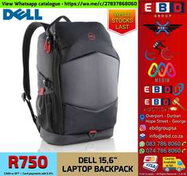 """Dell Precision 15.6"""" Laptop Backpack"""