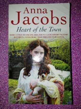 Heart Of The Town - Anna Jacobs - The Preston Family #4.