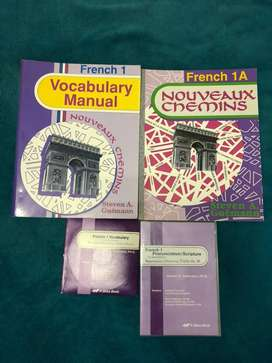 French Course Textbooks