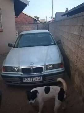 BMW e36 non runner for sale papers  and disc in order