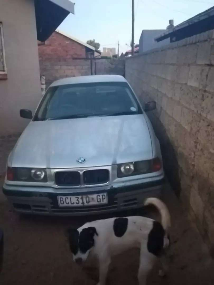 BMW e36 runner for sale papers  and disc in order 0