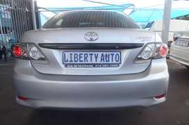 2014 Toyota Corolla Quest 1.6 Plus Sedan 75,000km LIBERTY AUTO