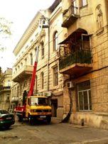 Автовышки Одесса услуги-аренда-заказ (10м-12м-14м-17метров)Современные