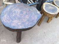 treated outdoor tables 0