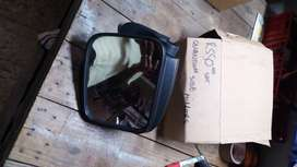 Old quantum side mirrors