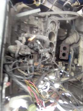 Polo classic 1999 model gearbox and sub
