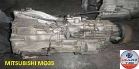 IMPORTED USED MITSUBISHI MO35 GEARBOX FOR SALE AT MYM AUTOWORLD