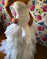 Розкішна весільне плаття / свадебное платье. Продаж/ оренда/ прокат