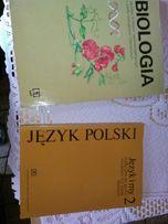 podręczniki do liceum i technikum