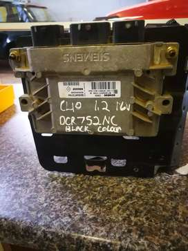Ecu of Renault clio 1.2